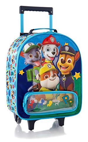"Heys America Nickelodeon Paw Patrol 18"" Upright Carry-On Luggage"