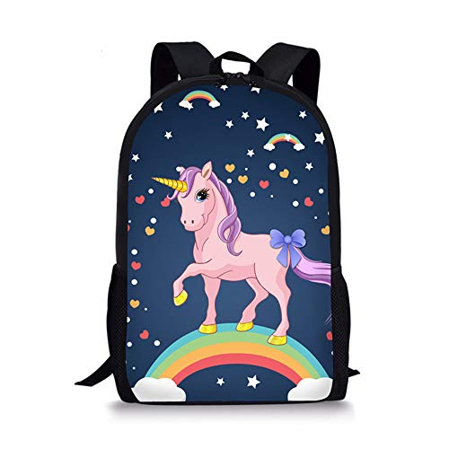 Cute Stylish Colorful Lightweight Backpack Bookbag