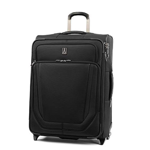 "Travelpro Crew Versapack 26"" Expandable Rollaboard Suiter, Jet Black"