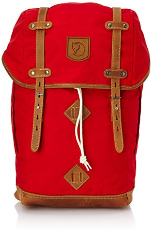 Fjallraven - Rucksack No.21 Large, Red