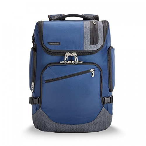 Briggs & Riley Brx Excursion Backpack, Blue