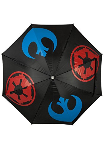 Bioworld Merchandising / Independent Sales Rebel/Empire Star Wars Led Umbrella Standard