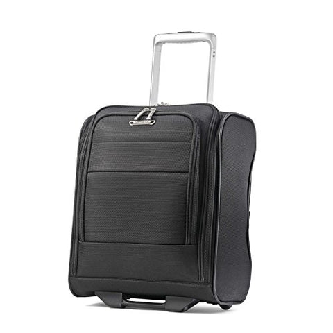Samsonite Eco-Glide Wheeled Underseater, Midnight Black
