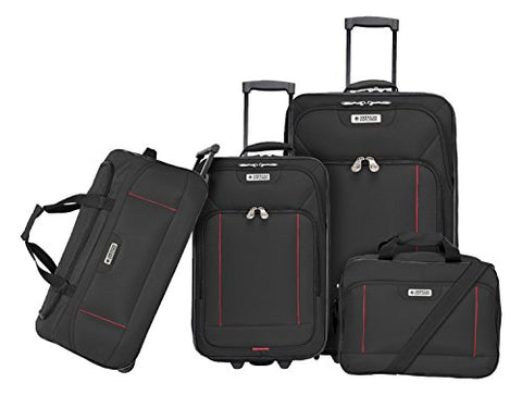 Skyway 4 Piece Travel, Black