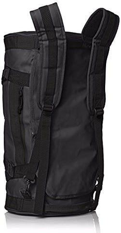 Helly Hansen Duffel Bag 2 50-Liter, 50-Liter, Black