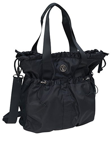 Danshuz Black Glissade Dance Bag