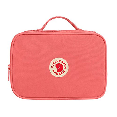 Fjallraven - Kanken Toiletry Bag for Home and Travel, Peach Pink