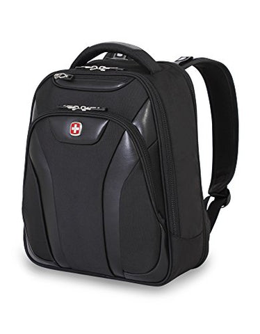 Swiss Gear Sa5963 Black Tsa Friendly Scansmart Laptop Business Backpack - Fits Most 13 Inch Laptops
