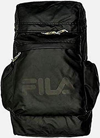 Fila Unisex FORBES BACKPACK, BLACK, OS