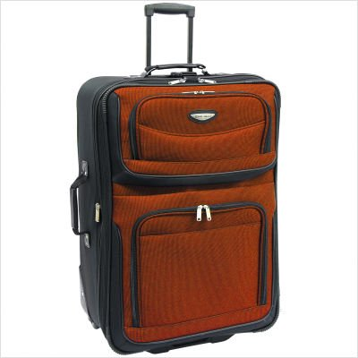 "Travelers Choice Travel Select Amsterdam 29"", Orange"