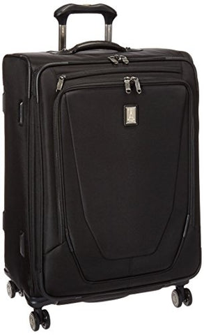"Travelpro Crew 11 25"" Expandable Spinner, Black"