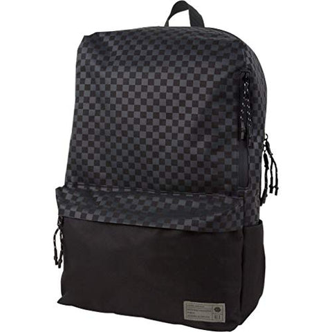 9cd507d662ef Hex Aspect Exile Commuter Backpack in Black Checker
