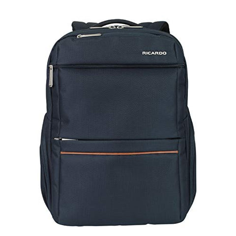 Ricardo Beverly Hills Sausalito 17-Inch Backpack (Midnight Blue)