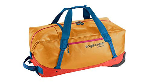 Eagle Creek Migrate Wheeled Duffel Bag 110L Sahara Yellow