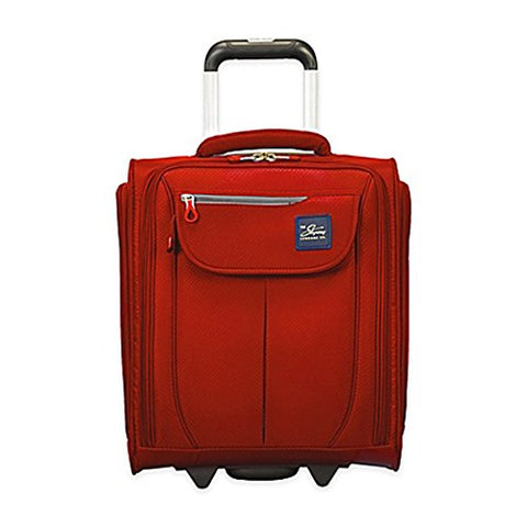 The True Red Skyway Luggage Mirage 2.0 16-Inch Underseat Tote