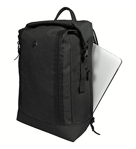 Victorinox Altmont Classic Rolltop Laptop Backpack, Black One Size