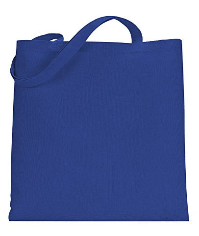UltraClub® Tote without Gusset - Royal