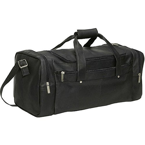 David King & Co. 20 X 10 Inch Duffel, Black, One Size