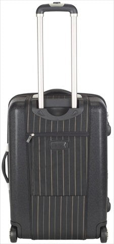 20 In. Oneonta Suitcase In Black