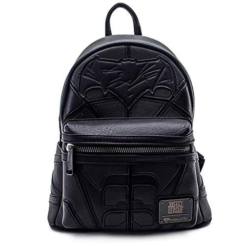 Loungefly Batman Saffiano Faux Leather Mini Backpack Standard