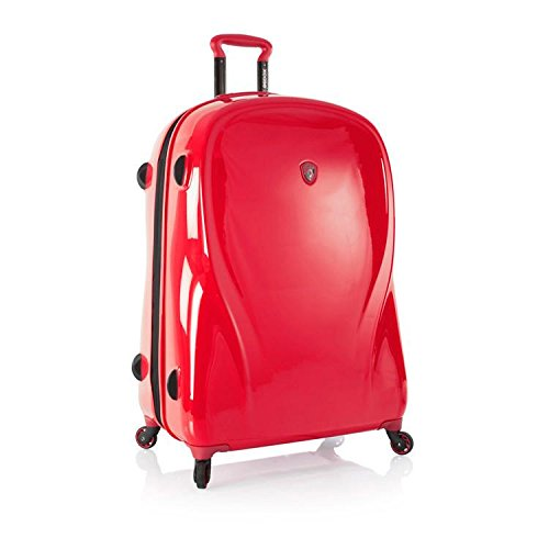 Heys Xcase 2g Spinner Red 30 Inches, Infra