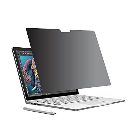 Privacy Screen Protector (360 Degree Privacy Protection) For Microsoft Surface Book