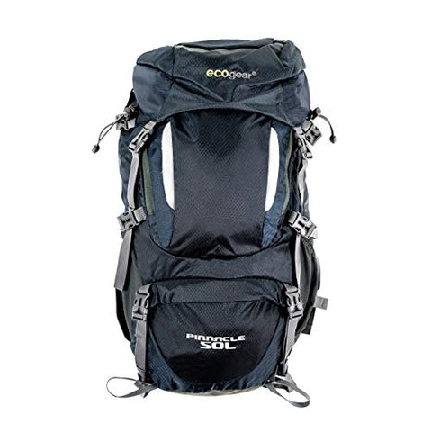 Ecogear Pinnacle 50L Hiking Backpack