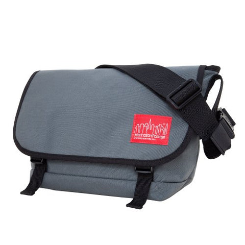 Manhattan Portage Straphanger Messenger Bag, Grey