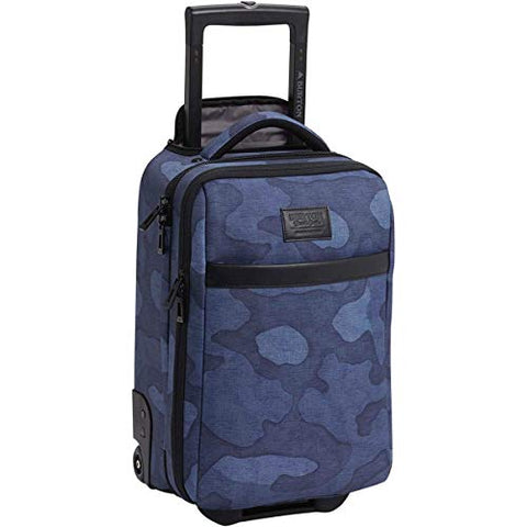 Burton Wheelie Flyer Travel Bag, Arctic Camo Print, One Size