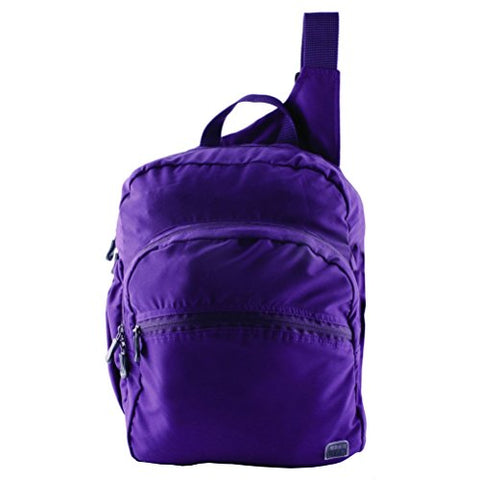 Litegear Rfid City Tote (Purple)