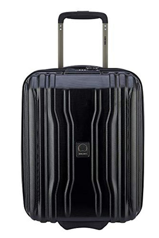 DELSEY Paris Luggage Cruise Lite Hardside 2.0 2-Wheel Underseater, Black