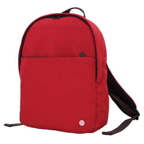 Token Bags University Backpack, Red, One Size