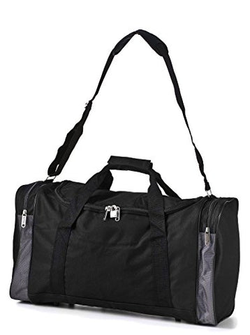 Carry On Lightweight Small Hand Luggage Flight Holdall Duffel Sports Gym Bag