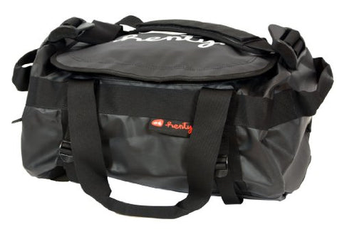 Henty Hold 'Em 90-Liter Duffel Bag, Large, Black