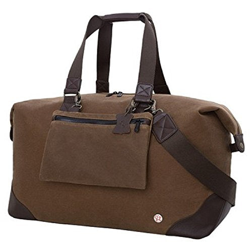 Token Bags Lafayette Waxed Duffel Bag, Field Tan, One Size