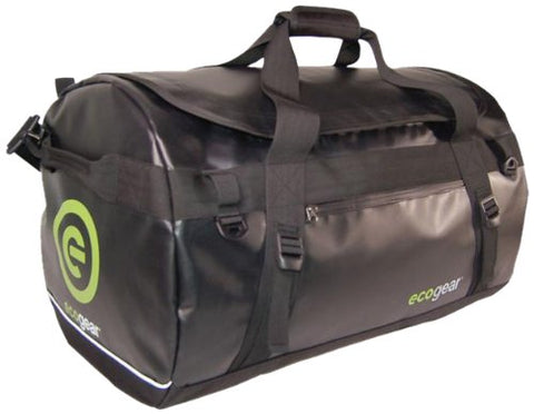 Ecogear Granite Duffle 28In, Black, One Size