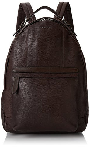 Cole Haan Men's Pebble Backpack, Chocolate, One Size