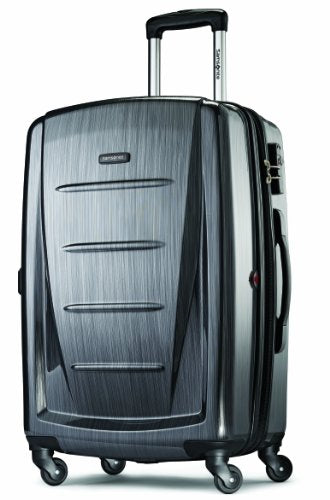 "Samsonite Winfield 2 Hardside 28"" Luggage, Charcoal"
