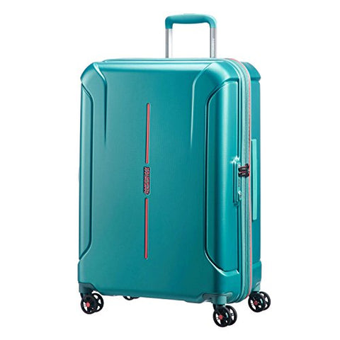 American Tourister Technum Spinner Hardside 24, Jade Green