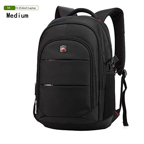 AUGUR Men& Women Laptop Backpack 15.6-17Inch Rucksack Travel Men Notebook Computer Bag 9015-2