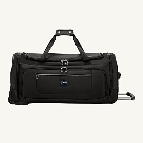 "Skyway Trek 30"" Rolling Duffle Duffel, Black One Size"