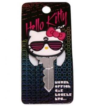 "Hello Kitty ""The 90'S Look"" ubber Key Cap"