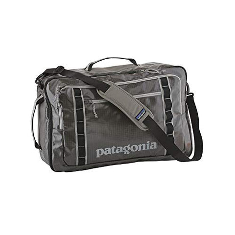 Patagonia Black Hole Mlc Travel Duffle, 45 cm, liters, Grey (Hex Grey)