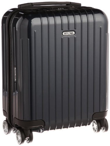 Rimowa Salsa Air Mini Multiwheel 20L Spinner Luggage - Navy Blue