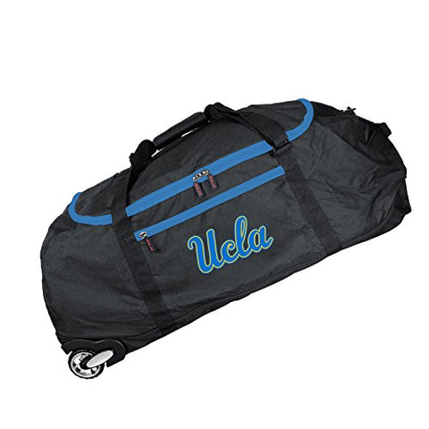 Ncaa Ucla Bruins Crusader Collapsible Duffel, 36-Inches