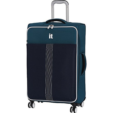 "It Luggage Filament 27.4"" 8 Wheel Spinner, Moroccan Dress Blues"