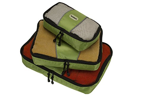 Rockland Packing Cubes-Set Of 3