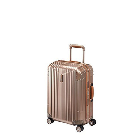 Hartmann 7R Master 55/20 Spinner Carry On Hardsided Luggage in Rose Gold