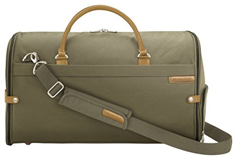 Briggs & Riley Baseline Suiter Duffle, Olive