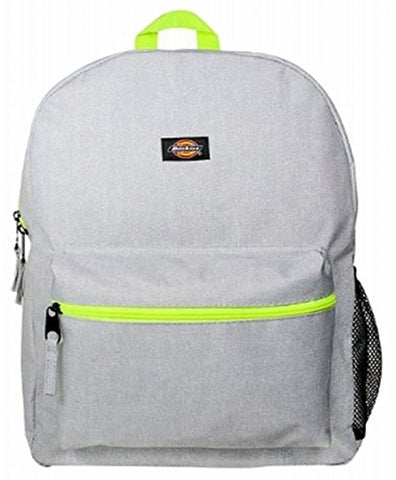 Dickies Student Backpack, Grey Heather